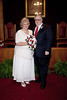 David & Debbie McNeil : We waited a long time for just the right person!